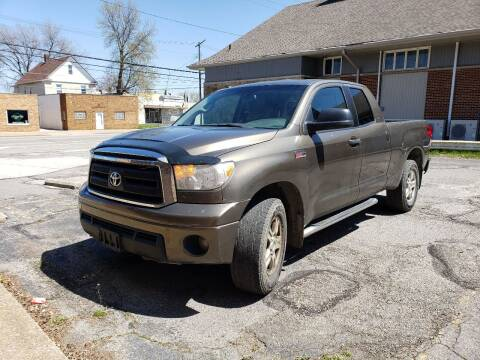 2011 Toyota Tundra for sale at USA AUTO WHOLESALE LLC in Cleveland OH