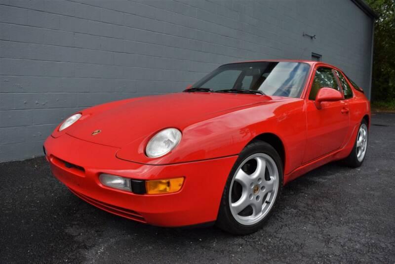1994 Porsche 968 for sale at Precision Imports in Springdale AR
