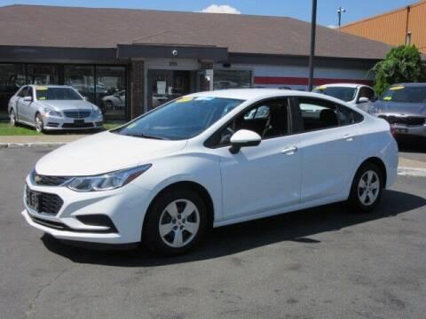 2017 Chevrolet Cruze for sale at Lynnway Auto Sales Inc in Lynn MA