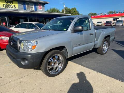 2006 Toyota Tacoma for sale at Wise Investments Auto Sales in Sellersburg IN