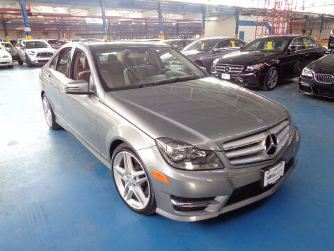 2013 Mercedes-Benz C-Class for sale at VML Motors LLC in Teterboro NJ