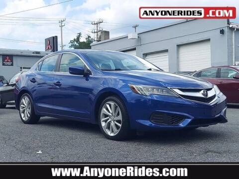 2017 Acura ILX for sale at ANYONERIDES.COM in Kingsville MD