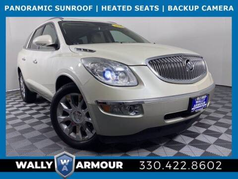 2011 Buick Enclave for sale at Wally Armour Chrysler Dodge Jeep Ram in Alliance OH