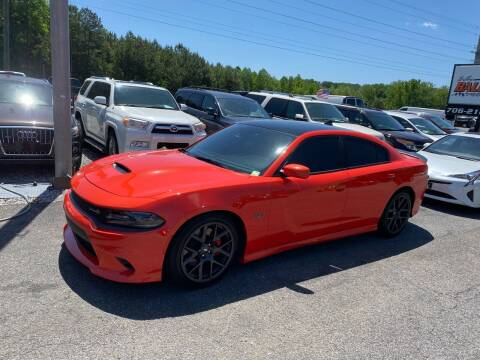 2017 Dodge Charger for sale at Billy Ballew Motorsports in Dawsonville GA