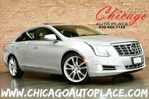2015 Cadillac XTS for sale at Chicago Auto Place in Bensenville IL
