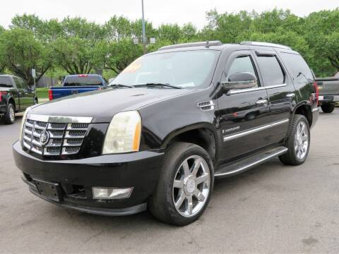 2007 Cadillac Escalade for sale at Low Cost Cars North in Whitehall OH