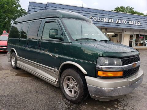 2006 Chevrolet Express Cargo for sale at COLONIAL AUTO SALES in North Lima OH