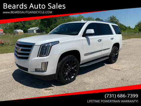 2016 Cadillac Escalade for sale at Beards Auto Sales in Milan TN