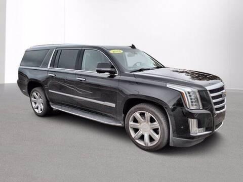 2018 Cadillac Escalade ESV for sale at Jimmys Car Deals at Feldman Chevrolet of Livonia in Livonia MI