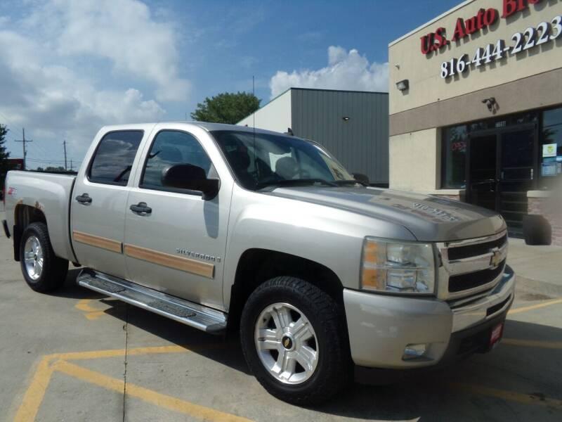 2009 Chevrolet Silverado 1500 for sale at US Auto Brokers LLC in Kansas City MO