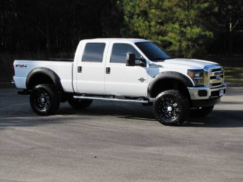 2011 Ford F-250 Super Duty for sale at Hometown Auto Sales - Trucks in Jasper AL