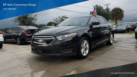 2013 Ford Taurus for sale at GP Auto Connection Group in Haines City FL