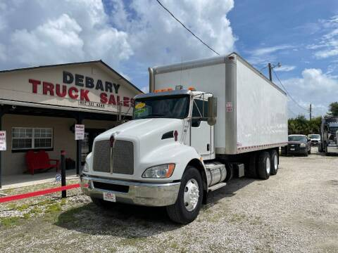 2013 Kenworth T370 for sale at DEBARY TRUCK SALES in Sanford FL