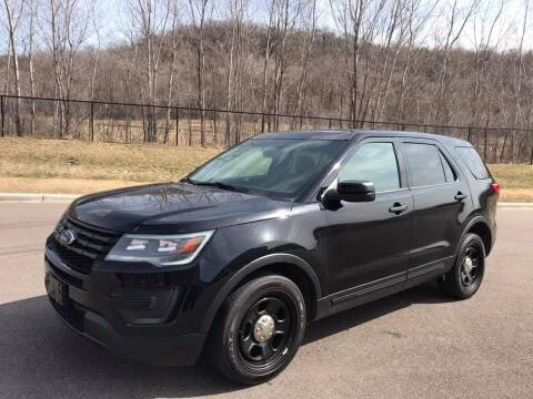 2017 Ford Explorer for sale at Angies Auto Sales LLC in Newport MN