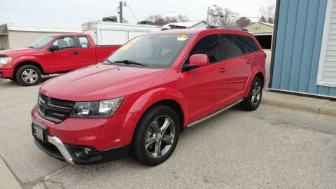 2014 Dodge Journey for sale at CENTER AVENUE AUTO SALES in Brodhead WI
