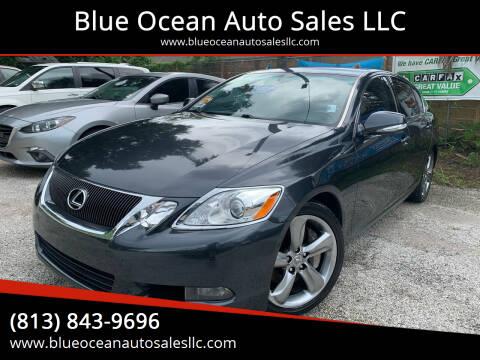 2008 Lexus GS 350 for sale at Blue Ocean Auto Sales LLC in Tampa FL