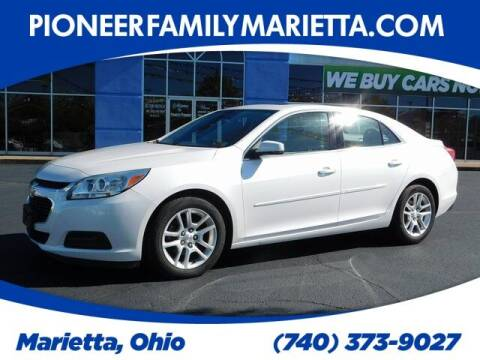 2015 Chevrolet Malibu for sale at Pioneer Family preowned autos in Williamstown WV