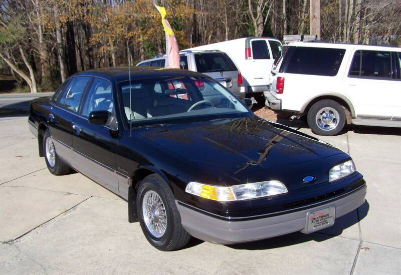 1992 Ford Crown Victoria for sale in Canton, GA