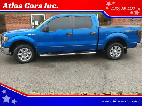 2010 Ford F-150 for sale at Atlas Cars Inc. in Radcliff KY