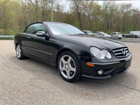 2006 Mercedes-Benz CLK for sale at George Strus Motors Inc. in Newfoundland NJ