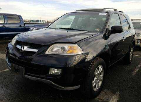 2006 Acura MDX for sale at Angelo's Auto Sales in Lowellville OH
