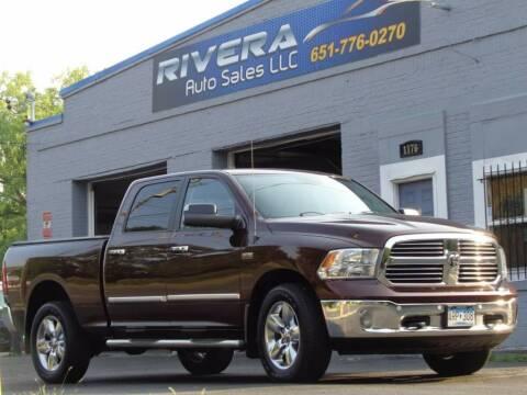2014 RAM Ram Pickup 1500 for sale at Rivera Auto Sales LLC in Saint Paul MN