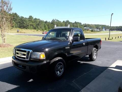 2008 Ford Ranger for sale at Anderson Wholesale Auto in Warrenville SC