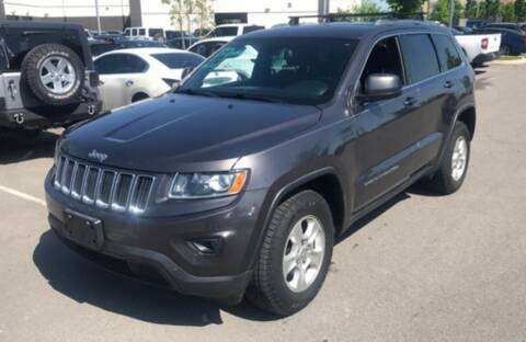 2014 Jeep Grand Cherokee for sale at DON BAILEY AUTO SALES in Phenix City AL