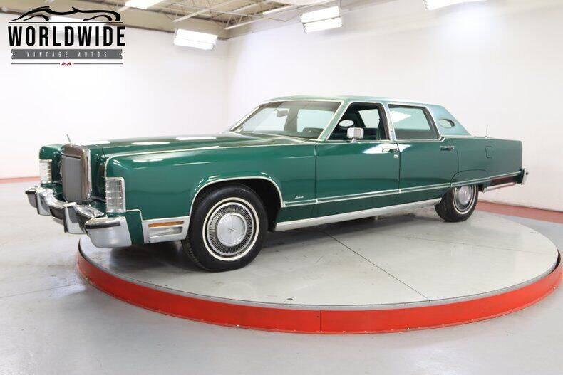 1977 Lincoln Town Car for sale in Denver, CO