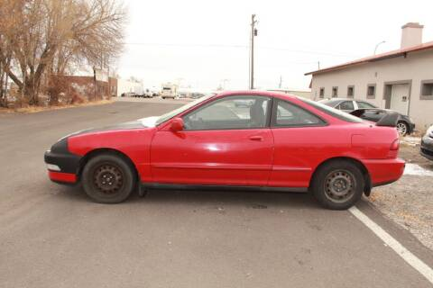 1997 Acura Integra for sale at Epic Auto in Idaho Falls ID