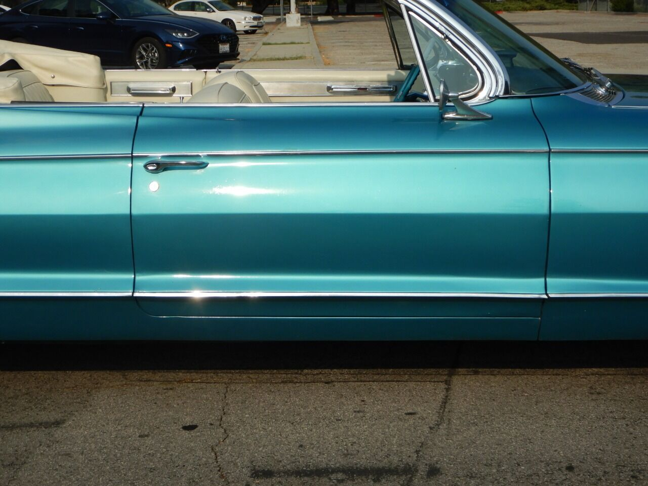1961 Cadillac Eldorado Biarritz 33