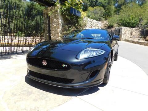 2015 Jaguar XK for sale at Milpas Motors in Santa Barbara CA