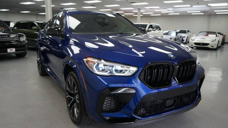 2020 BMW X6 M for sale at SZ Motorcars in Woodbury NY