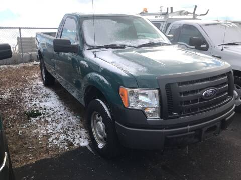 2011 Ford F-150 for sale at CARGO VAN GO.COM in Shakopee MN