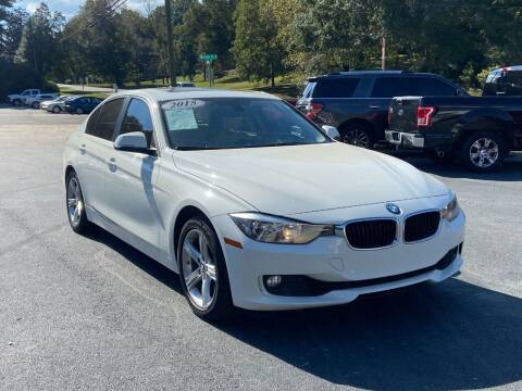 2015 BMW 3 Series for sale at Luxury Auto Innovations in Flowery Branch GA