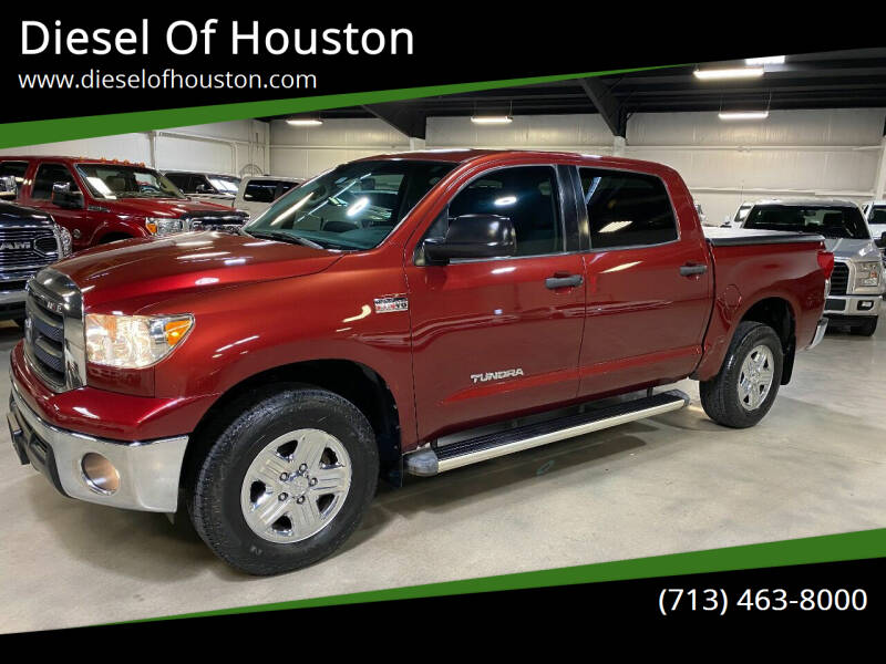 2010 Toyota Tundra for sale at Diesel Of Houston in Houston TX