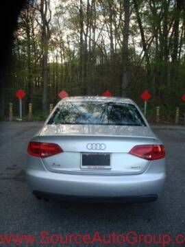 2010 Audi A4 for sale at Source Auto Group in Lanham MD