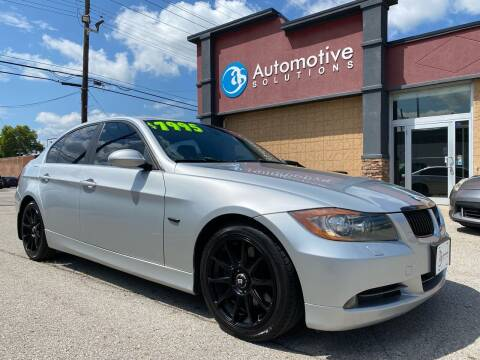 2006 BMW 3 Series for sale at Automotive Solutions in Louisville KY