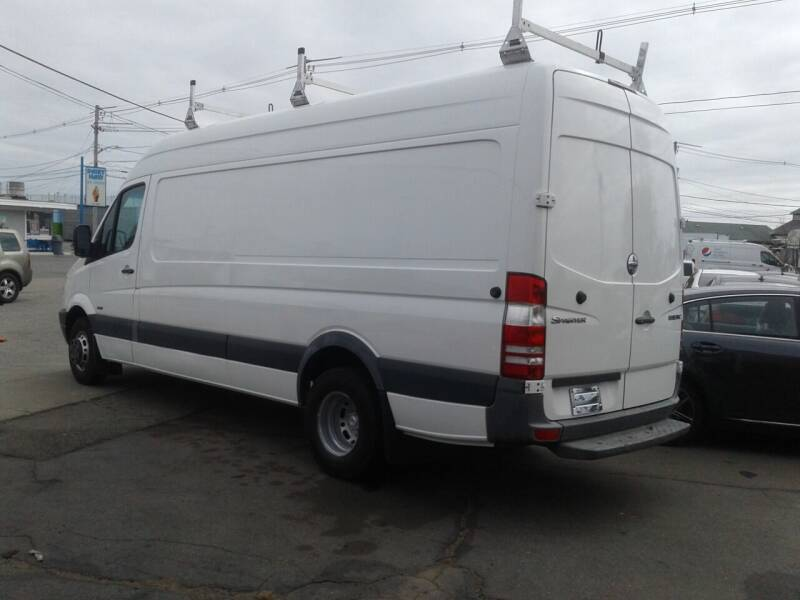 2011 Freightliner Sprinter Cargo for sale at Nelsons Auto Specialists in New Bedford MA