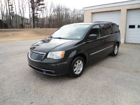 2012 Chrysler Town and Country for sale at Route 111 Auto Sales in Hampstead NH