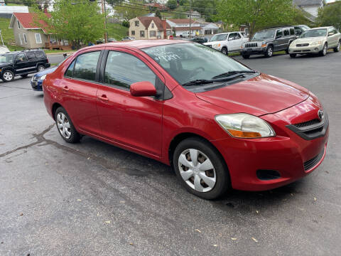 2007 Toyota Yaris for sale at KP'S Cars in Staunton VA