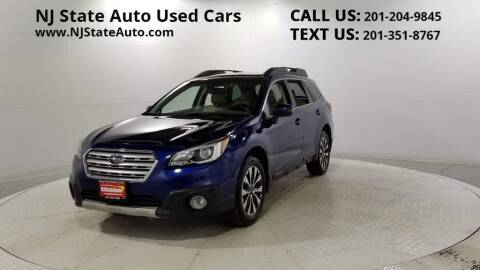 2016 Subaru Outback for sale at NJ State Auto Auction in Jersey City NJ