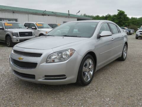 2012 Chevrolet Malibu for sale at Low Cost Cars in Circleville OH
