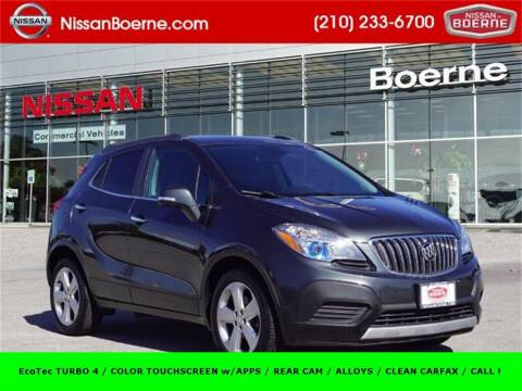 2016 Buick Encore for sale at Nissan of Boerne in Boerne TX