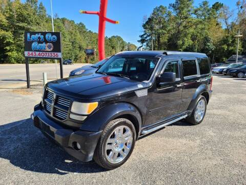 2007 Dodge Nitro for sale at Let's Go Auto in Florence SC