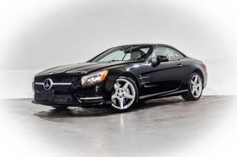 2014 Mercedes-Benz SL-Class for sale at CarXoom in Marietta GA