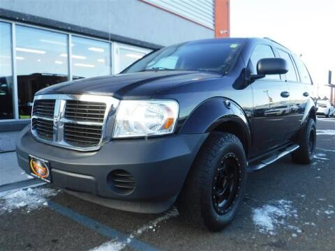 2007 Dodge Durango for sale at Torgerson Auto Center in Bismarck ND