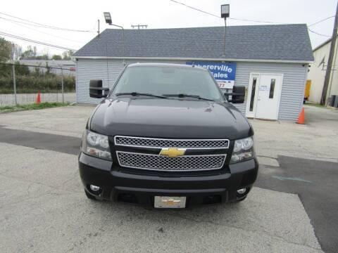 2012 Chevrolet Avalanche for sale at SCHERERVILLE AUTO SALES in Schererville IN
