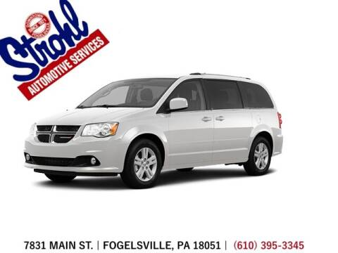 2013 Dodge Grand Caravan for sale at Strohl Automotive Services in Fogelsville PA