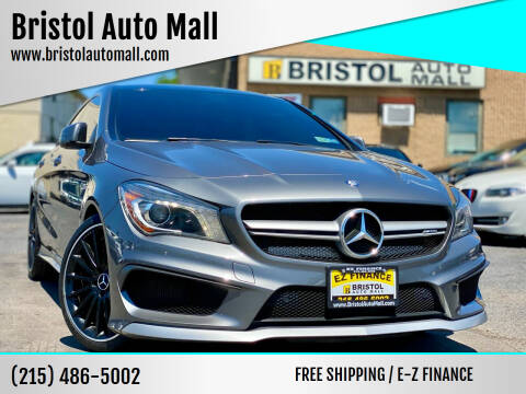 2014 Mercedes-Benz CLA for sale at Bristol Auto Mall in Levittown PA
